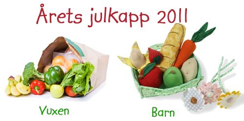 Årets julklapp 2011 - en matkasse för vuxna och barn