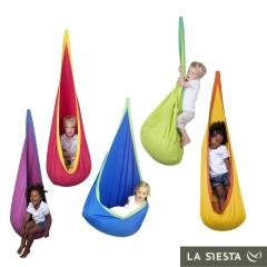Joki barnhängmatta med barn i 5 olika färger - på ABC Leksaker
