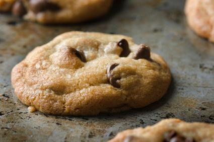 Chocolate Chip Cookie - baka med barnen